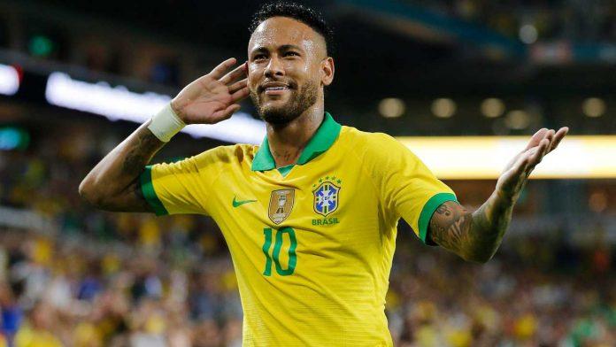 Neymar - Getty Images