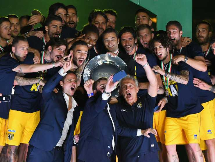 Il Parma in B - Getty Images