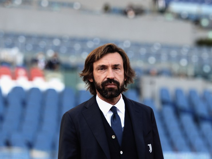 Pirlo - Getty Images