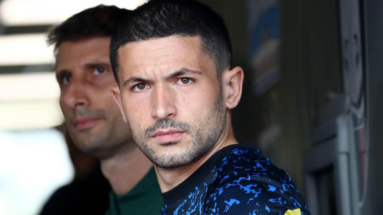 Stefano Sensi primo piano - Getty Images