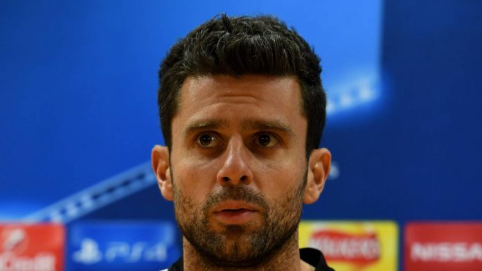 T.Motta in conferenza - Getty Images