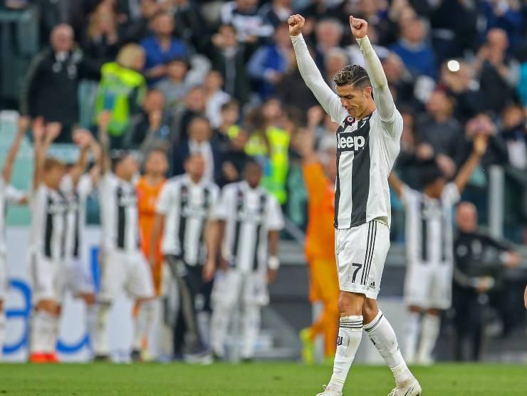 Ronaldo a Torino - Getty Images