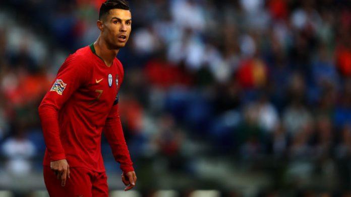 Ronaldo Portogallo - Getty Images