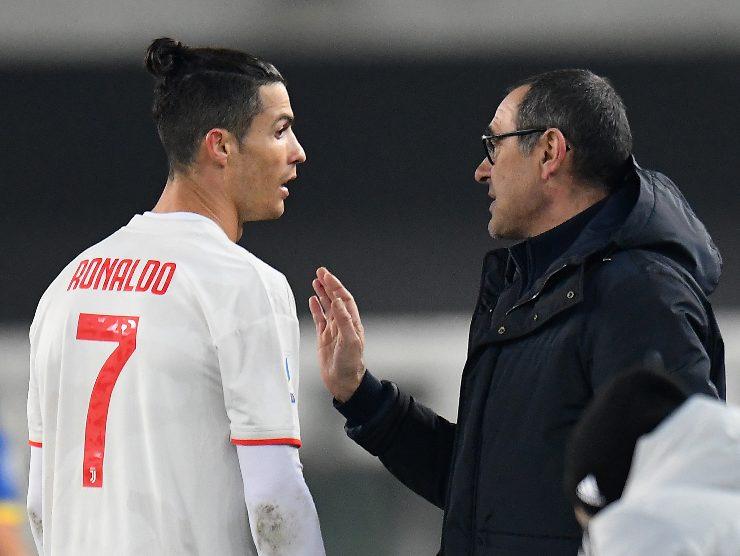 Sarri Ronaldo
