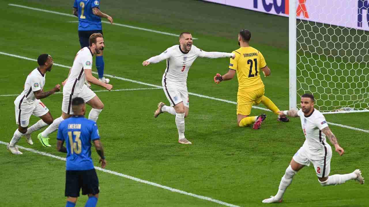 Shaw Italia Euro 2020