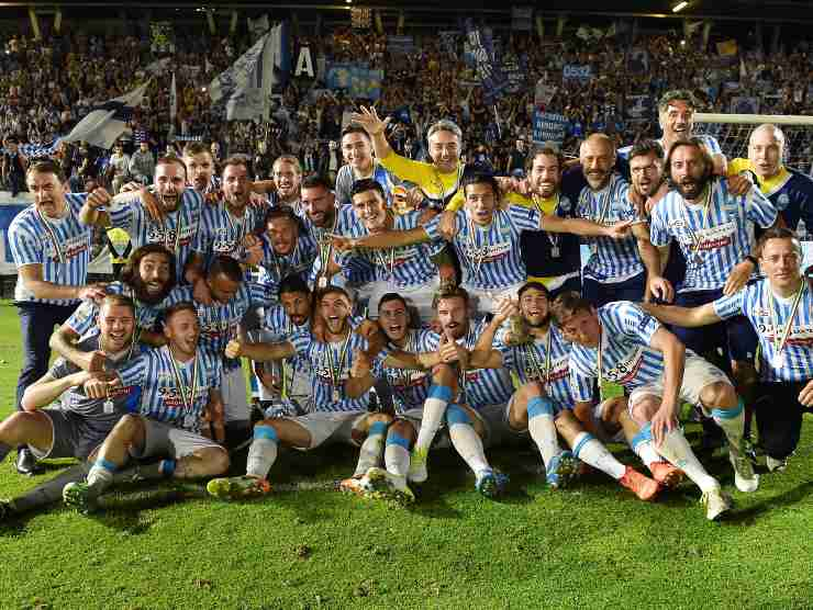 Spal vincente in B - Getty Images