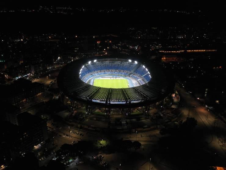 Stadio Maradona di Napoli