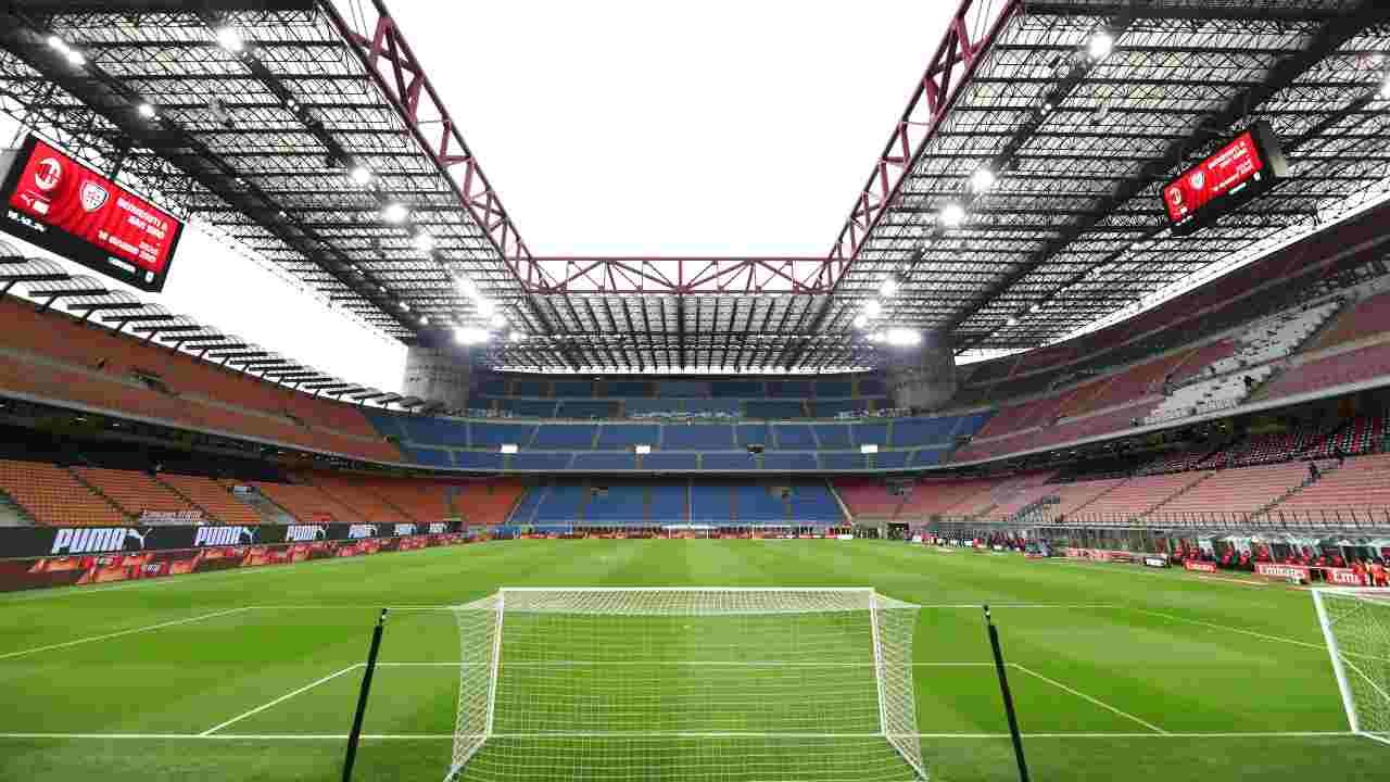 Stadio Meazza Milano
