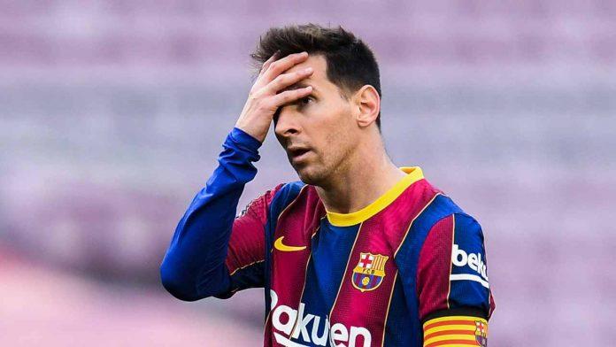 Stipendio Messi Barcellona