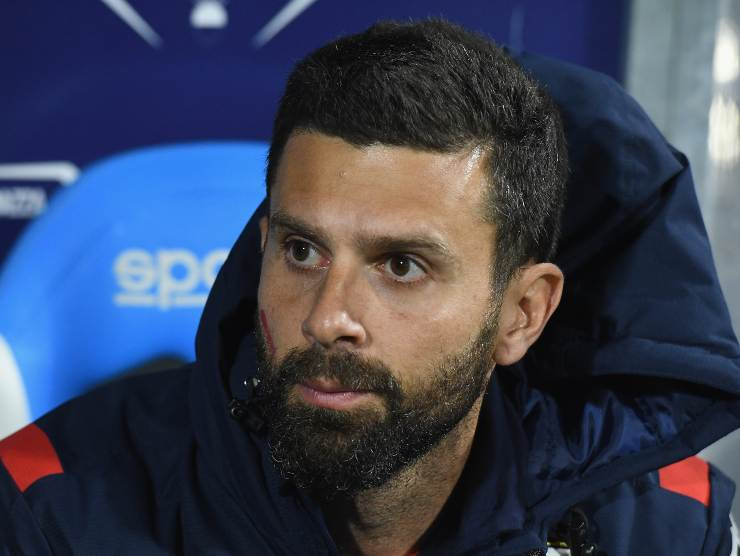Thiago Motta allenatore Spezia