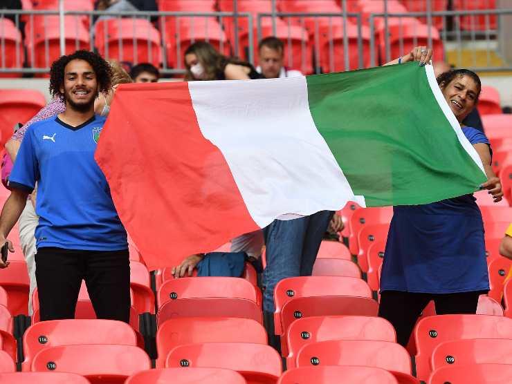 Tifosi italiani in Inghilterra