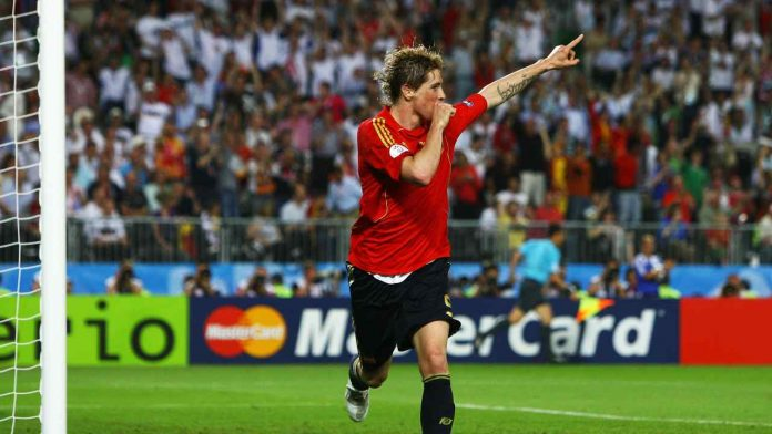 Fernando Torres esulta - Getty Images