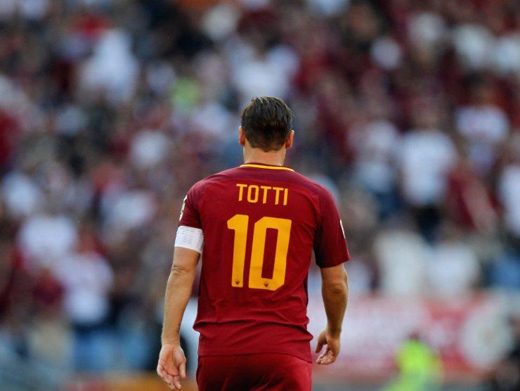 Francesco Totti - Getty Images