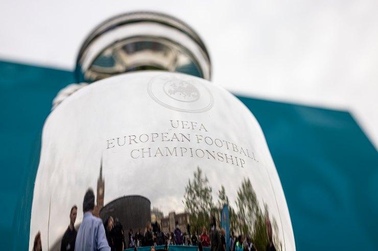 delaunay trofeo coppa euro 2020