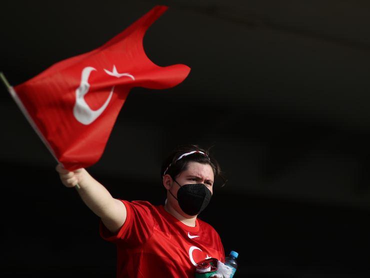 Turchia tifosi