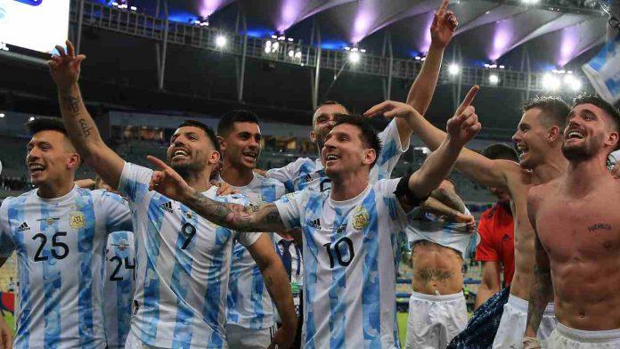 argentina de paul record