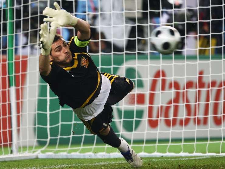 Iker Casillas - Getty Images