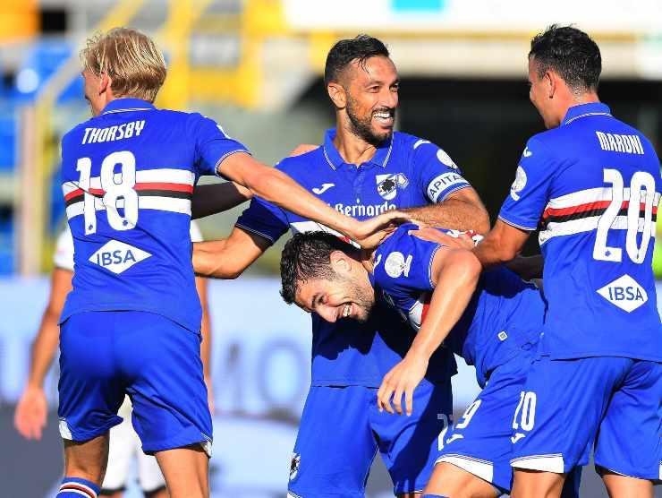 Sampdoria - Getty Images