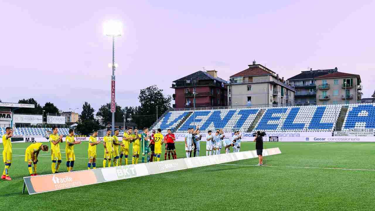 Stadio Entella - Getty Images