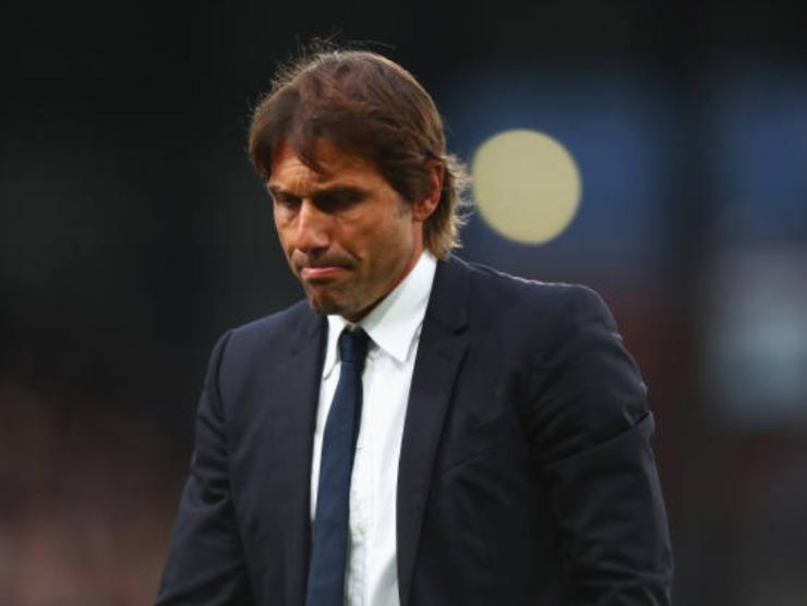 Antonio Conte, ex allenatore di Chelsea, Inter e Juve
