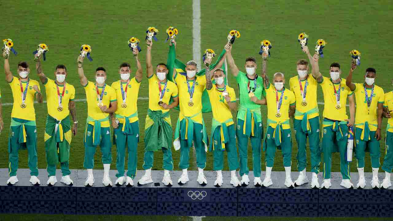 Brasile Olimpiadi Tokyo 2020