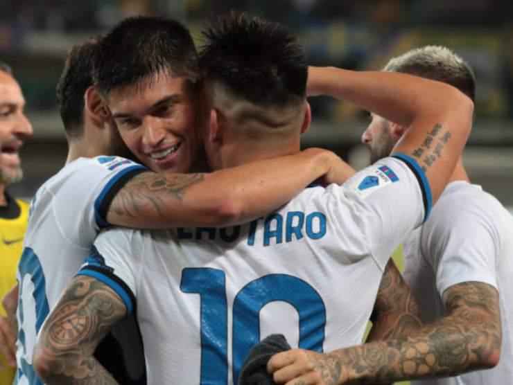 Correa e Lautaro, due sudamericani dell'Inter