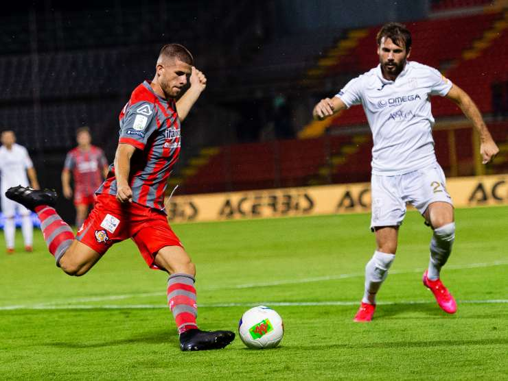Cremonese in campo - Getty Images