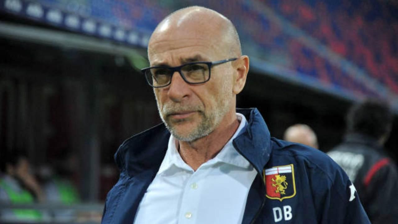Davide Ballardini, l'allenatore del Genoa
