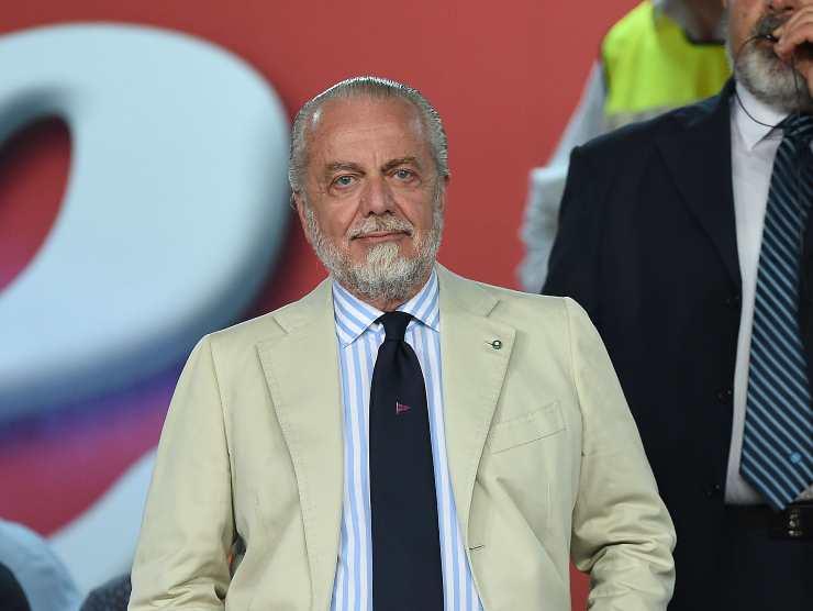 De Laurentiis presidente Napoli