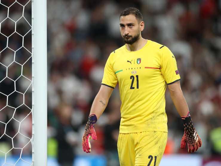 Donnarumma Italia Euro 2020