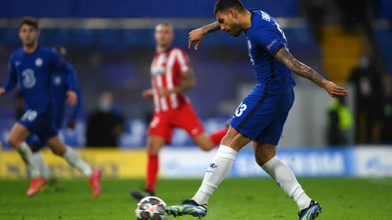 Emerson al Chelsea - Getty Images