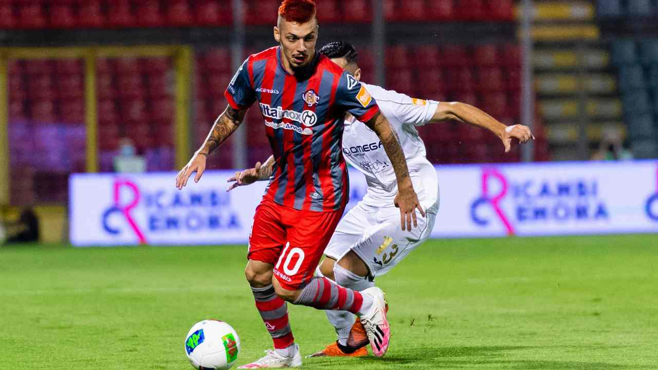 Cremonese all'attacco - Getty Images