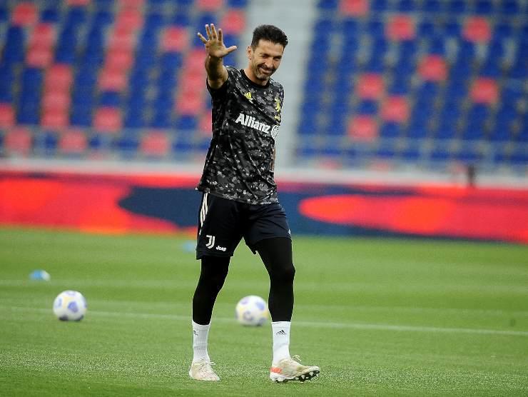 Buffon alla Juve - Getty Images
