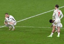 Inghilterra finale Euro 2020