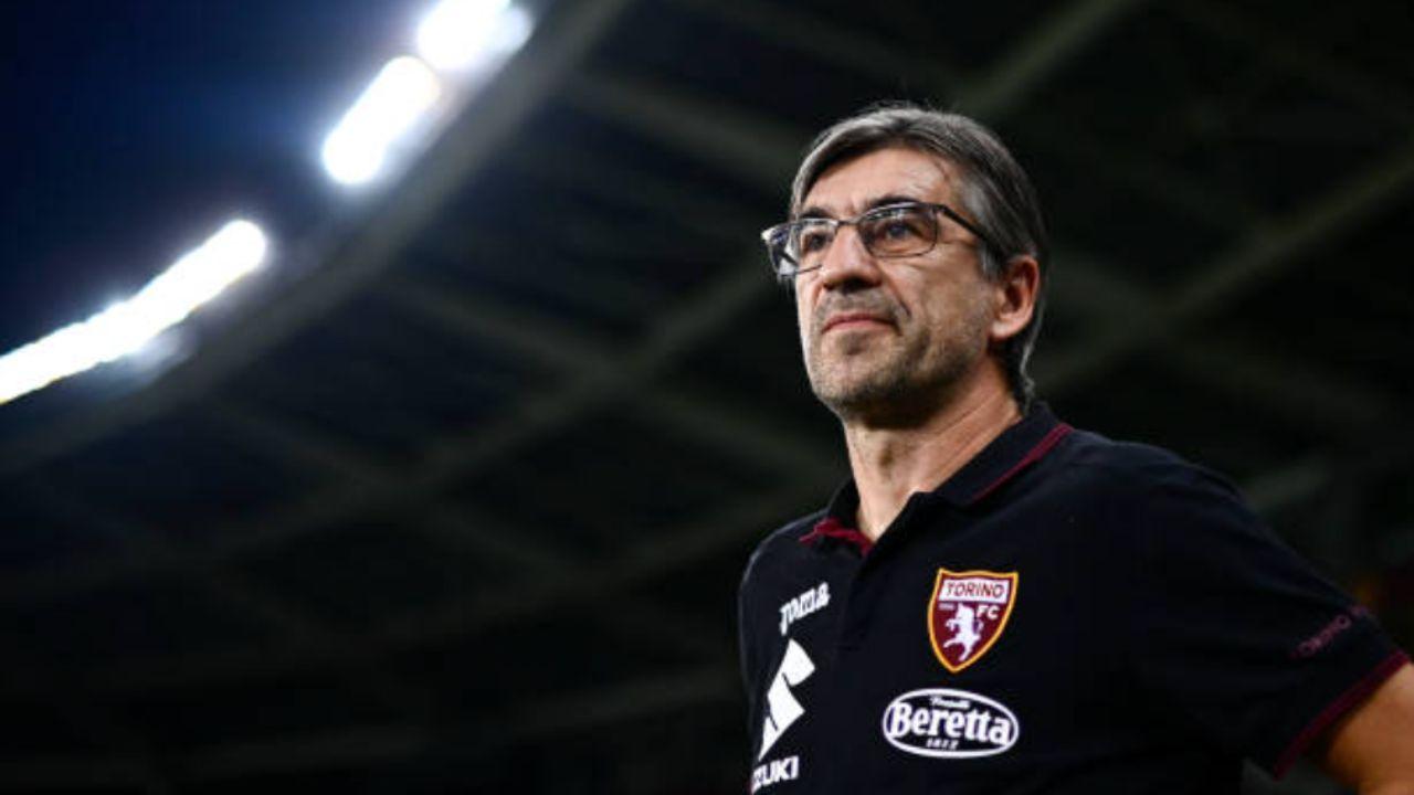 Ivan Juric, l'allenatore del Torino