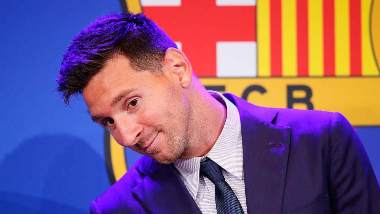 Leo Messi patrimonio