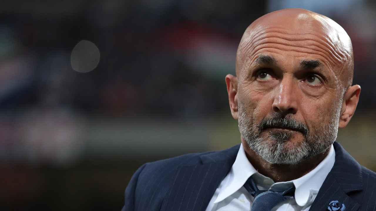 Calciomercato Napoli, Luciano Spalletti in primo piano