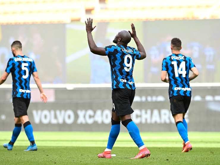 Lukaku esultanza Inter