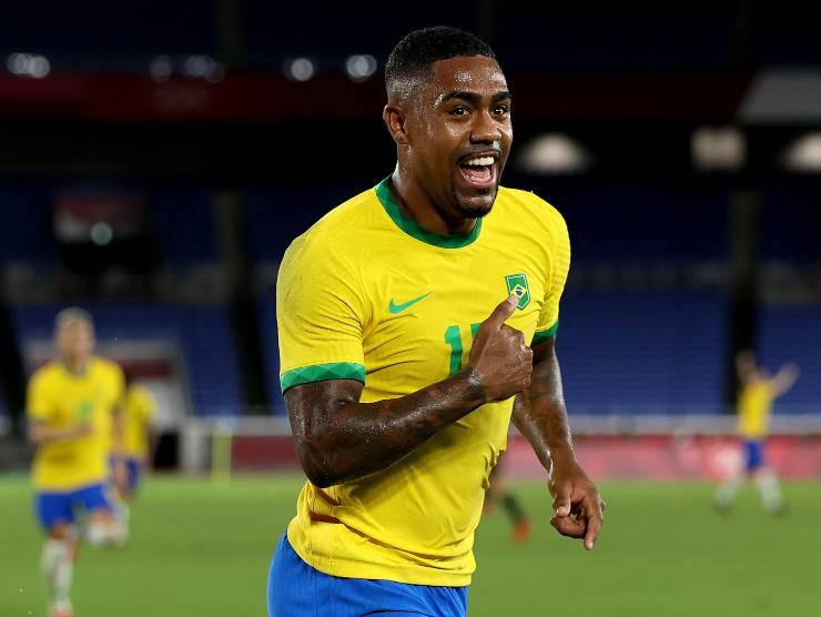 Malcom Brasile Olimpiadi