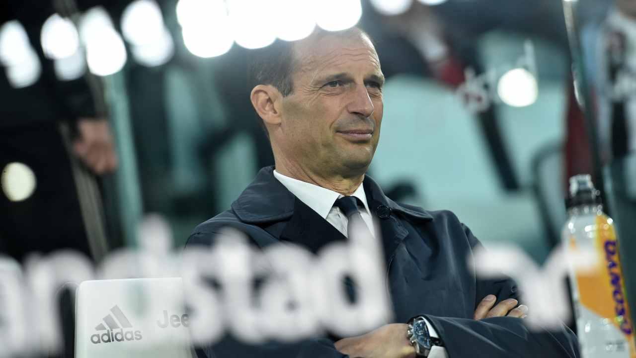 Max Allegri Juventus