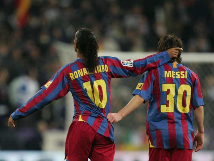 Messi 30 Barcellona