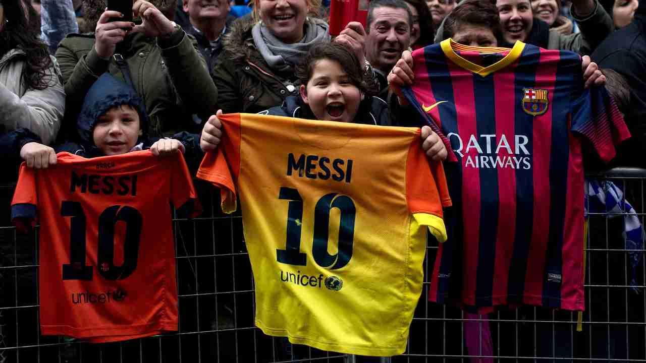Messi numero 10