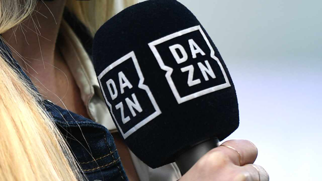 Microfono Dazn