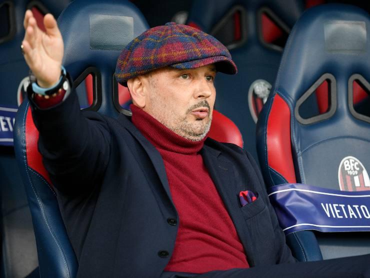 Mihajlovic in panchina - Getty Images