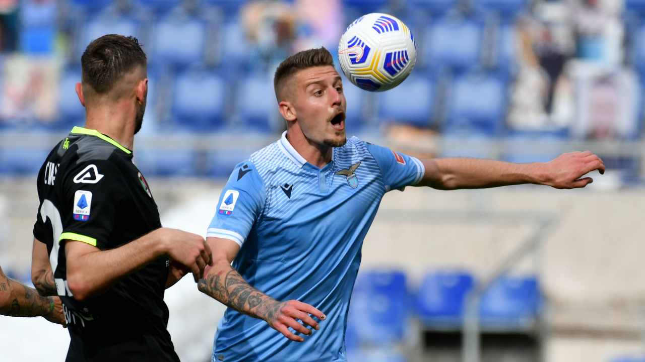Milinkovic - Getty Images