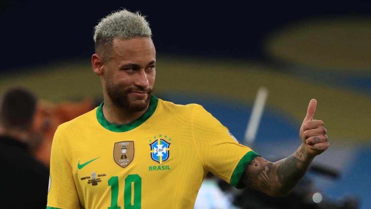 neymar grasso