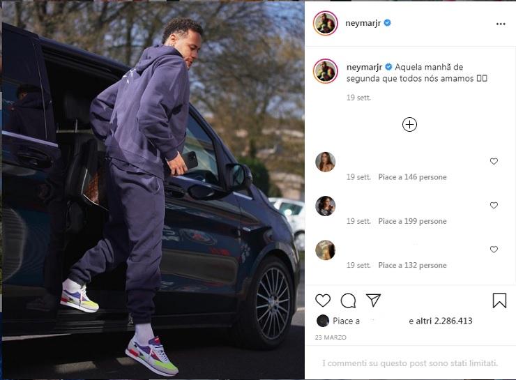 neymar auto