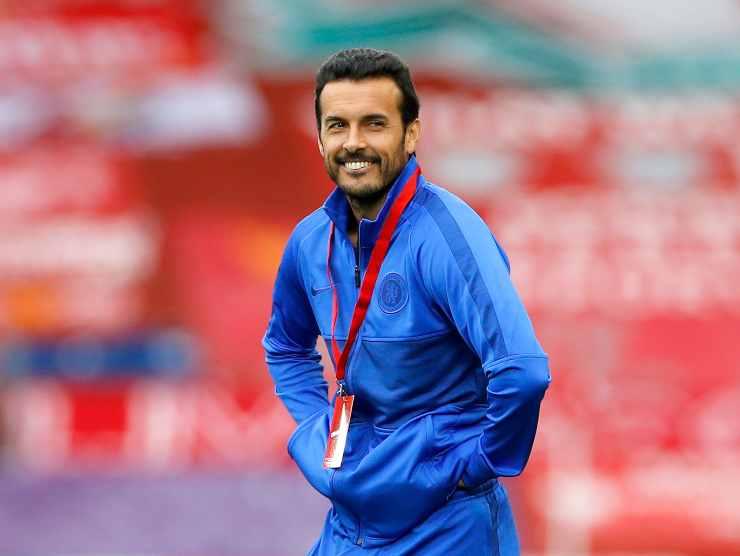 Pedro calciatore