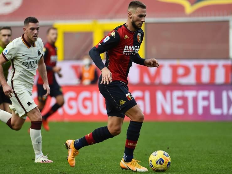 Pjaca al Genoa - Getty Images