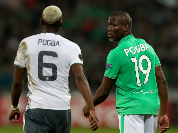 Due Pogba - Getty Images